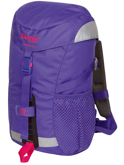 Bergans Jr Nordkapp 18l Light Primula Purple/Hot Pink